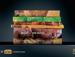 27 anuncios de McDonald's que te sorprenderán