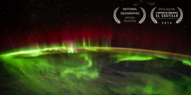 Estas imágenes son maravillosas: Nuestra Tierra desde la Estación Espacial Internacional