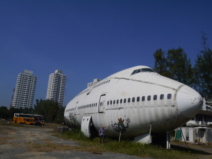 B747 en Bangkok