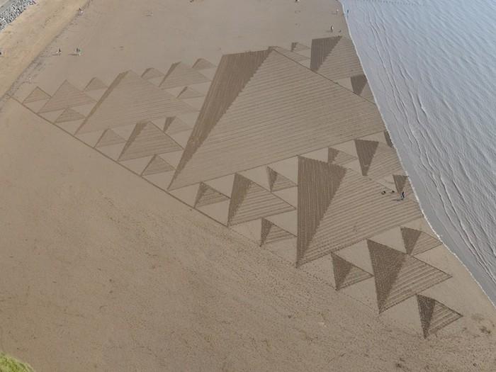 dibujo playa 4