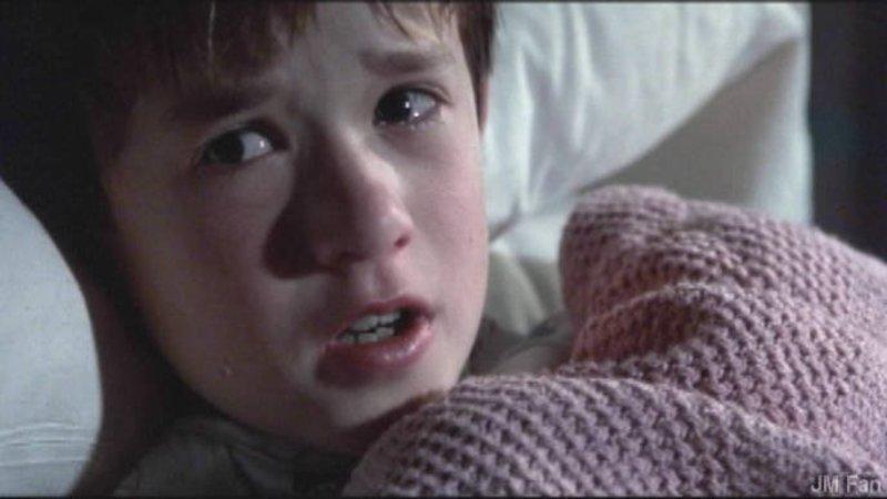 scary kid niño miedo MEM