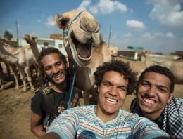 Este selfie te hará sonreír