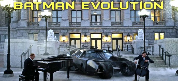 La evolución de la banda sonora de Batman