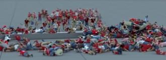 Avances en animación 3D: Animación de multitudes con Miarmy para Maya