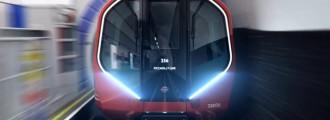 Así de futurista será el nuevo metro de Londres