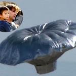 El chico del globo aerostático