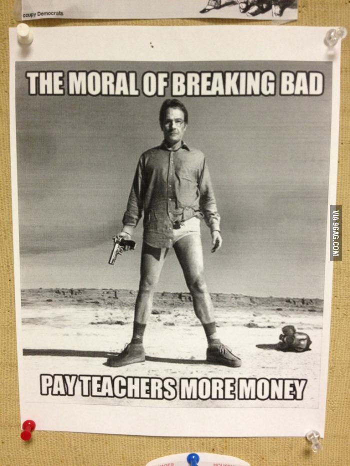 breaking bad moral