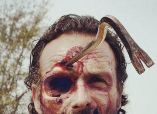 Zombi de Rick Grimes