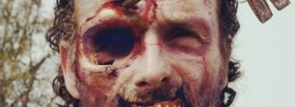 Así serían los zombis de los protagonistas de The Walking Dead