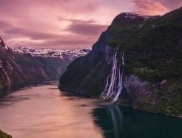 Este video de Noruega te dejará con la boca abierta