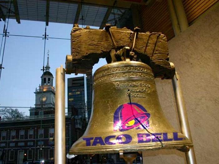 Campana de la Libertad de Taco Bell