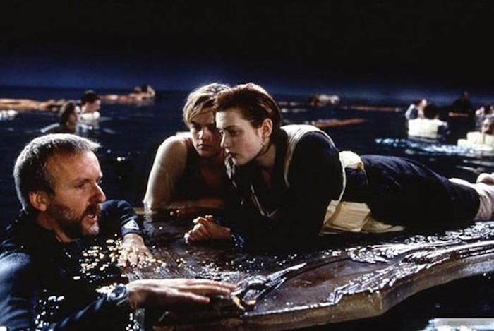 titanic director
