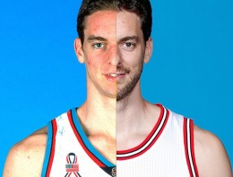 El antes y el ahora de 15 jugadores de la NBA