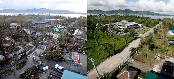 Así ha cambiado Filipinas un año después del súper tifón Haiyan