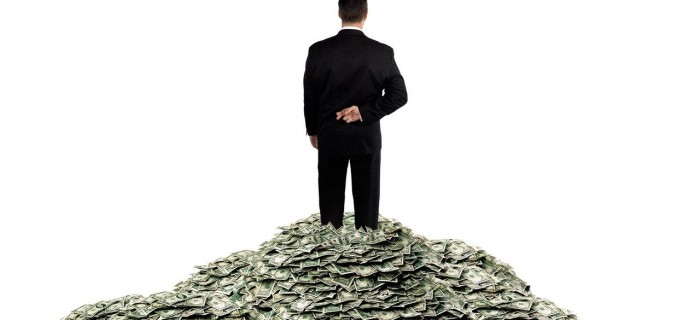 5 razones por las que la mayoría de nosotros nunca nos hacemos ricos