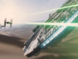 Aquí tienes el primer tráiler de Star Wars VII: El Amanecer de la Fuerza