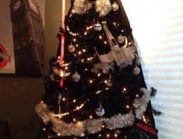 Los 12 árboles de Navidad más frikis y originales que has visto