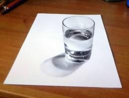 11 asombrosos dibujos a lápiz que parecen reales
