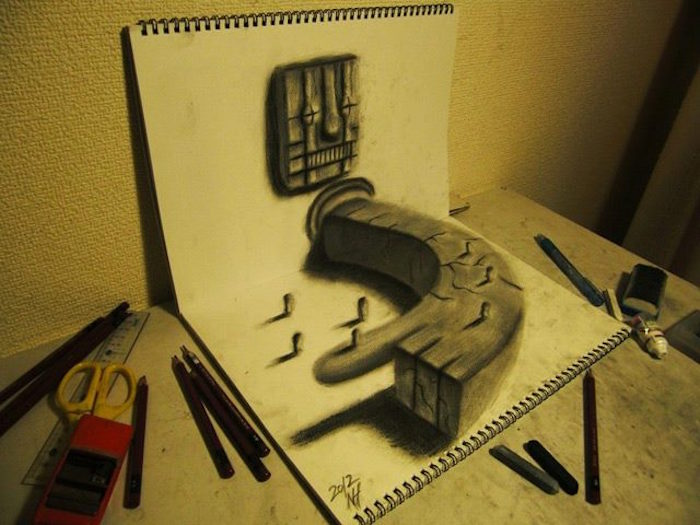 dibujo lapiz 10