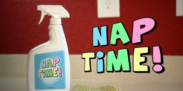 NapTime, acaba con el problema de los niños hiperactivos [humor]