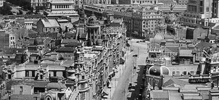El día que el enorme Graf Zeppelin sobrevoló Madrid