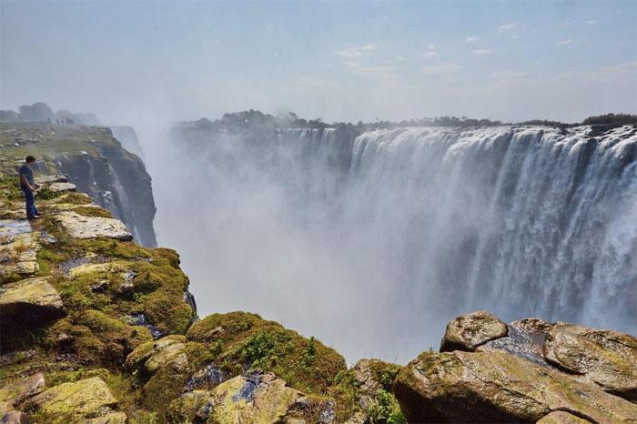 cataratas del río Zambeze