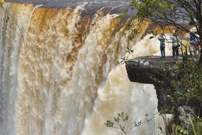 cascadas de Kaieteur