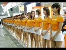 Chicas japonesas con mucha habilidad nos muestran trucos sorprendentes [vídeo]