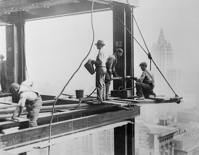 Obras del Empire State Building