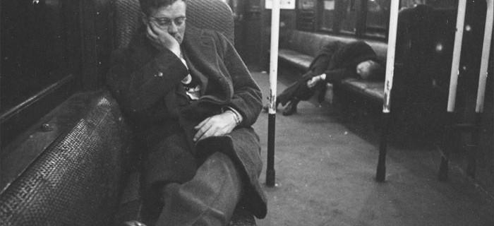 El Metro de Nueva York en 1946, visto por Stanley Kubrick