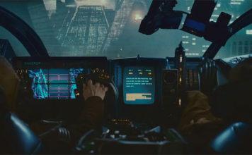 Panel de Blade Runner