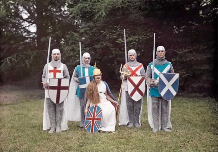 Inglaterra en 1928
