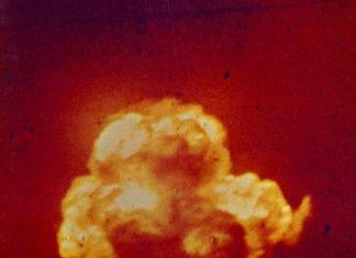 Primera explosión nuclear