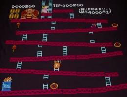 ¡Feliz Cumpleaños Donkey Kong! Stop Motion hecho en Pixel Art