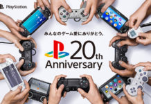 20 años de PlayStation
