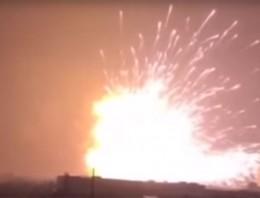 Así fueron las dos enormes explosiones del accidente de Tianjin, China