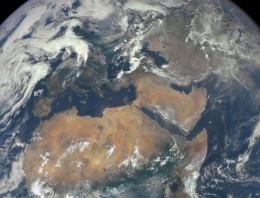 La foto más impresionante de La Tierra desde 1,5 millones de Km