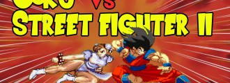 Así ganaría Son Goku de Dragon Ball a todos los contrincantes de Street Fighter