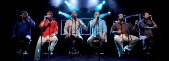 La canción Hotel California de  Eagles cantada a capella