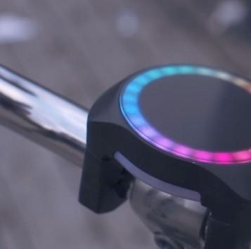 SmartHalo, un sistema de GPS y alarma integrados en cualquier bicicleta