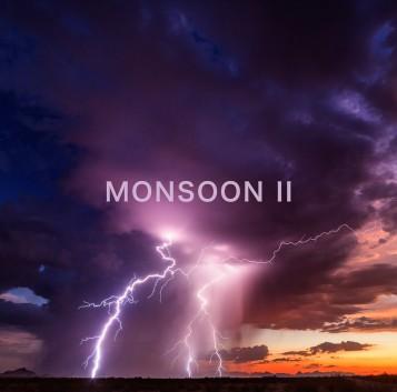 Los monzones de Arizona en un increíble timelapse