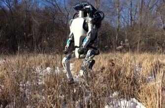 Atlas, el robot humanoide que te pondrá los pelos de punta