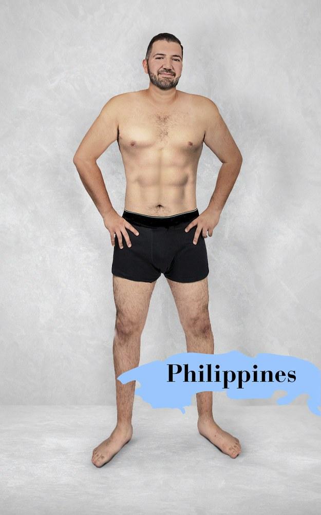 Hombre ideal en Filipinas