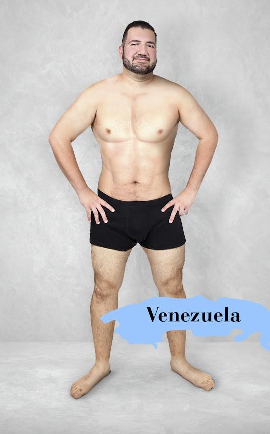 Hombre ideal en Venezuela