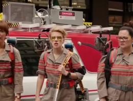 Trailer de la nueva película de los Cazafantasmas (Ghostbusters)