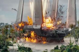 Rogue One parece ser mejor que el episodio VII, ¡mira el trailer!