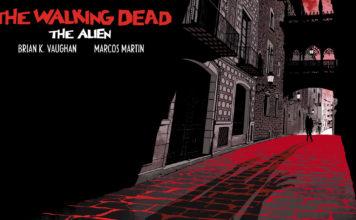 The Walking Dead en Barcelona
