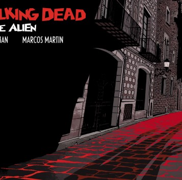 The Walking Dead en Barcelona, descubre qué pasó allí al comenzar el apocalipsis