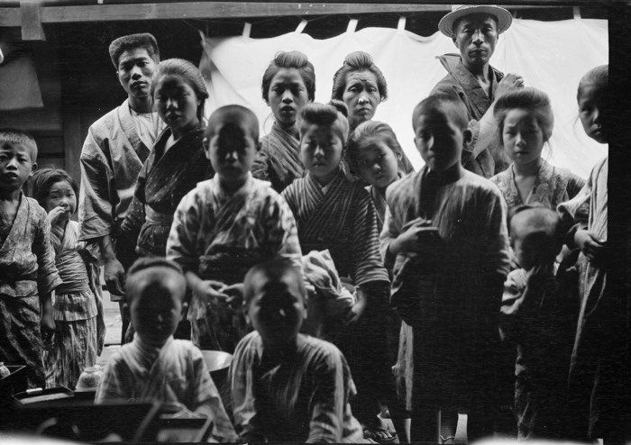 Japón en 1908