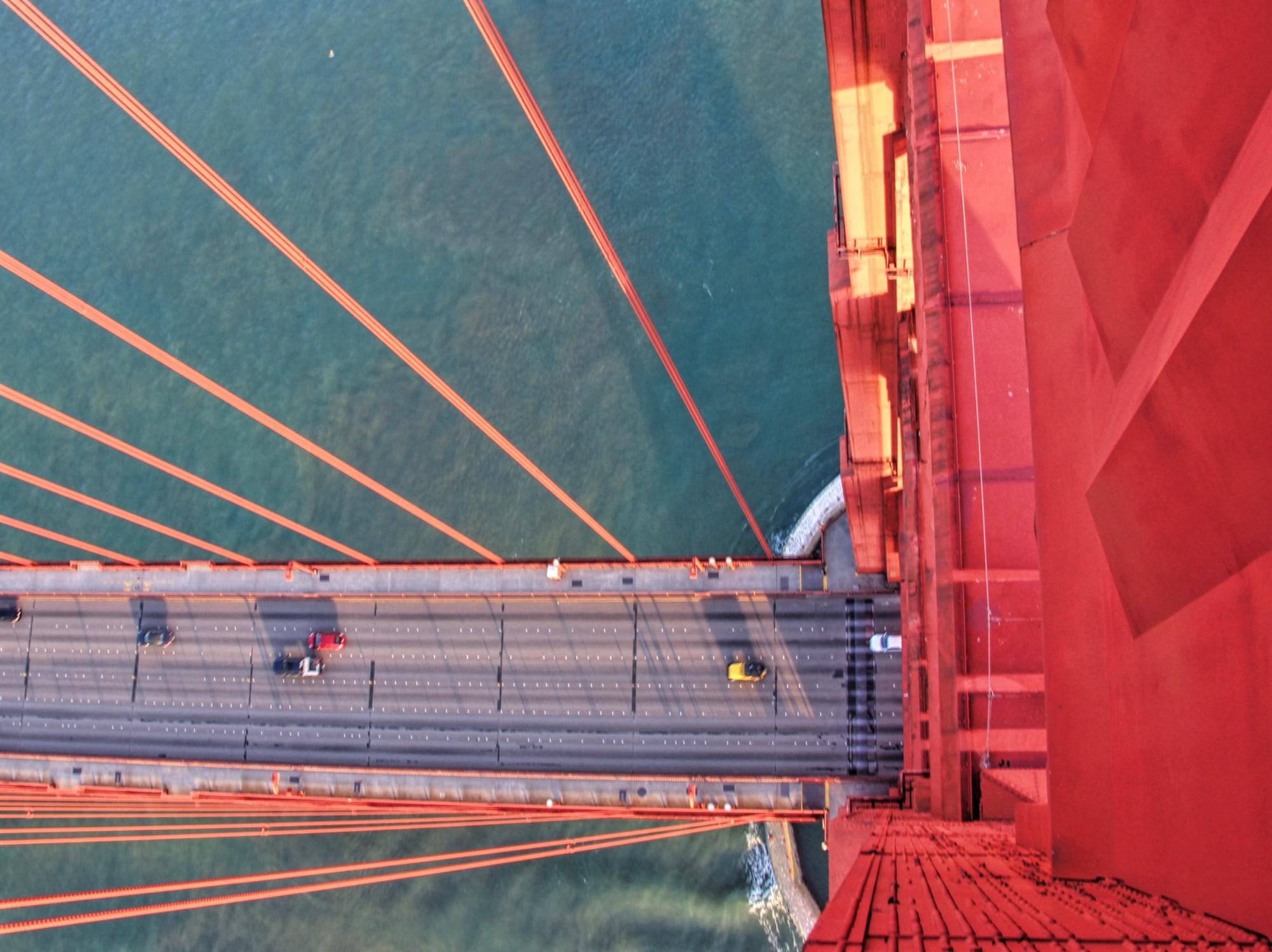 Puente Gonden Gate